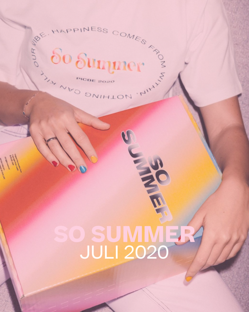 So Summer Kampagne