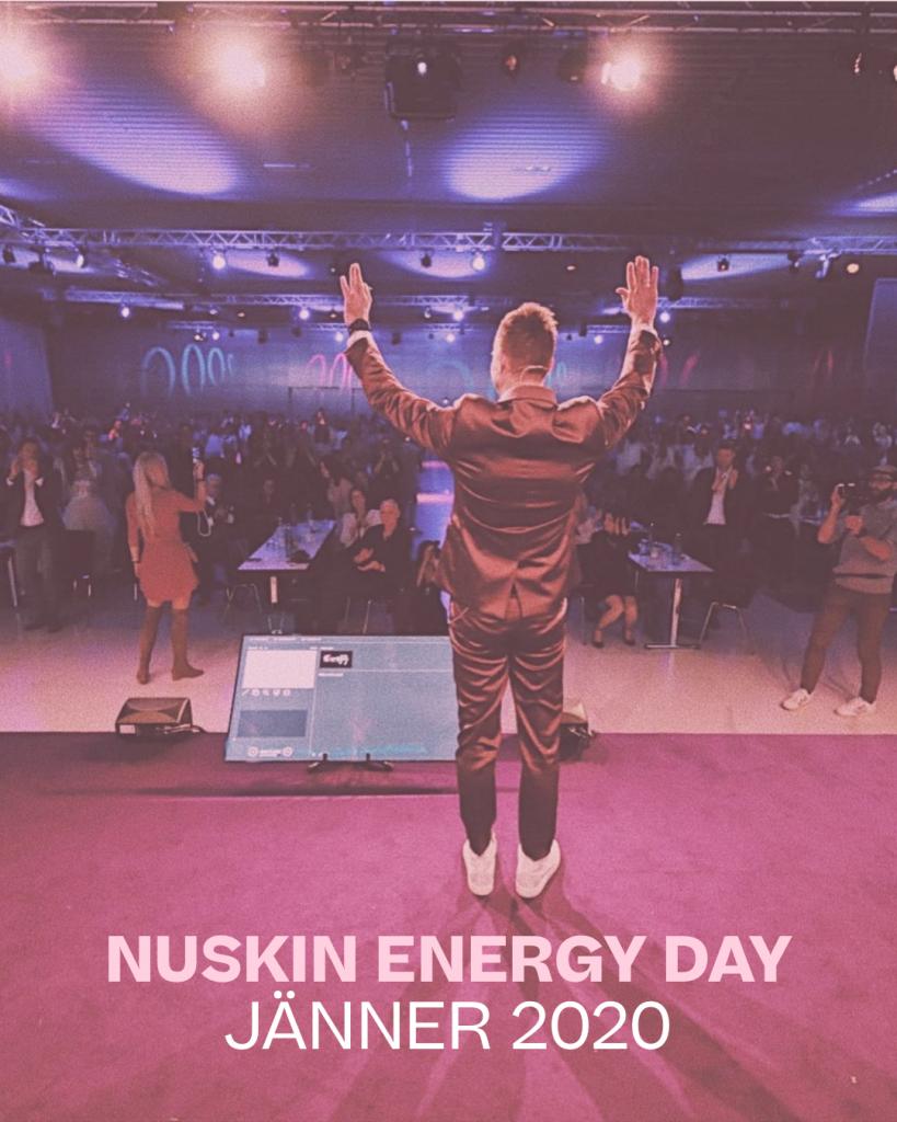 Nuskin Energy Day in Wiesbaden